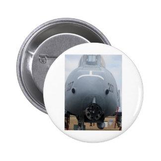 A-10 Gau-8 Pinback Button