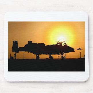 A-10 SUNRISE MOUSE PAD