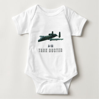 A-10 Tankbuster Baby Bodysuit