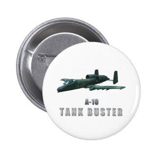 A-10 Tankbuster Pins