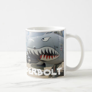 A-10 THUNDERBOLT COFFEE MUG