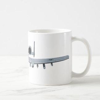 A-10 Thunderbolt II Classic White Coffee Mug