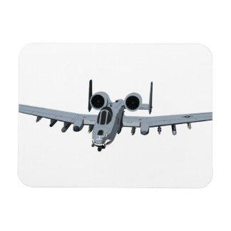 A-10 Thunderbolt II Rectangular Photo Magnet