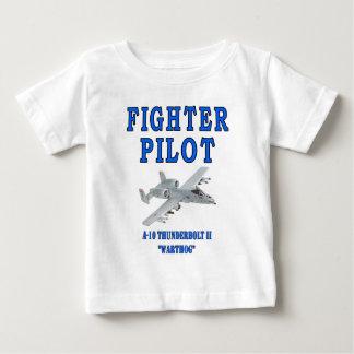 A-10 THUNDERBOLT II warthog Baby T-Shirt