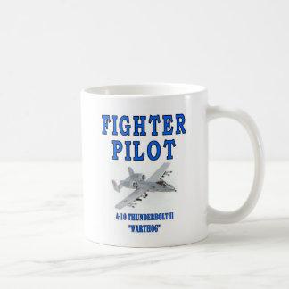 A-10 THUNDERBOLT II warthog Basic White Mug