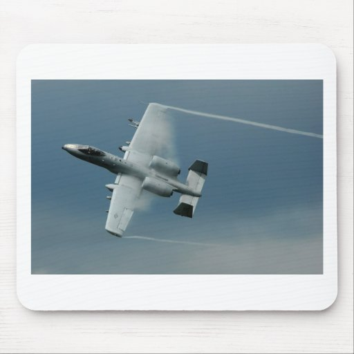 A-10 Thunderbolt Mouse Pads