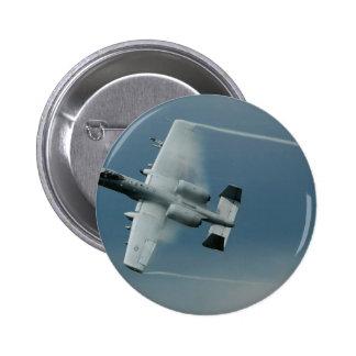 A-10 Thunderbolt Pinback Buttons