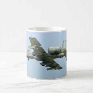 A-10 Warthog Basic White Mug