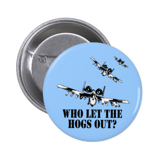 A-10 Warthog Pin