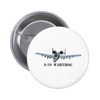 A-10 Warthog Button