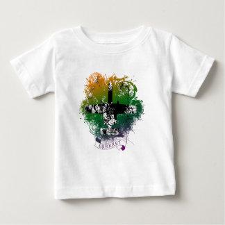 A-10 Warthog Grunge Baby T-Shirt