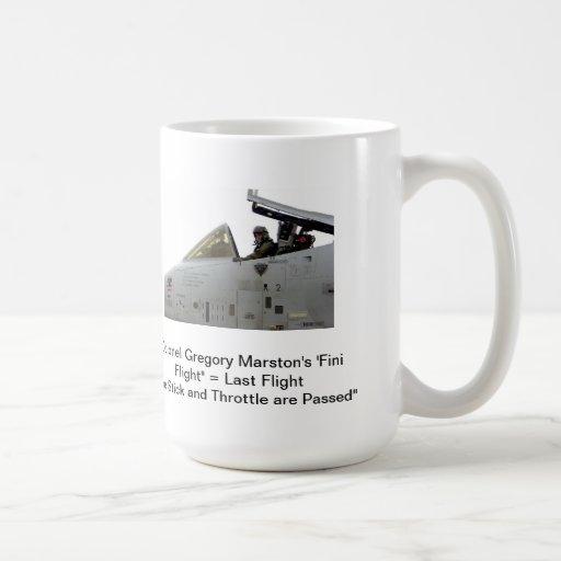 A-10 Warthog Humor Rule #4 Coffee Mugs