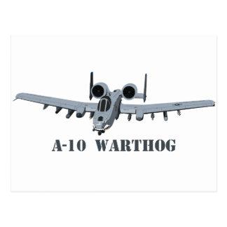 A-10 Warthog Postcards