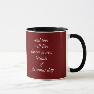 a-1 madonna and child mug
