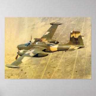 A-26 Invader Poster