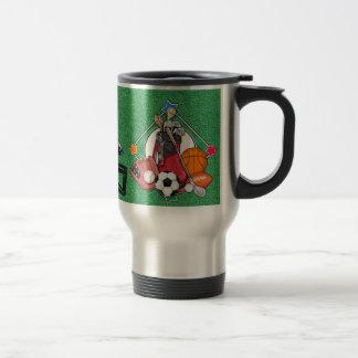 A+  All  Around Sport - SRF Travel Mug