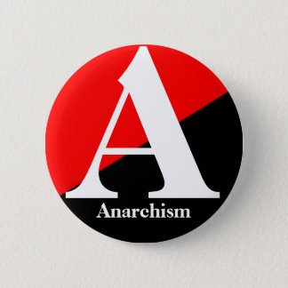 a anarchism button