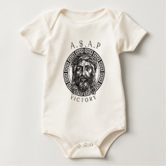 A$AP Jesus Designs Baby Bodysuit
