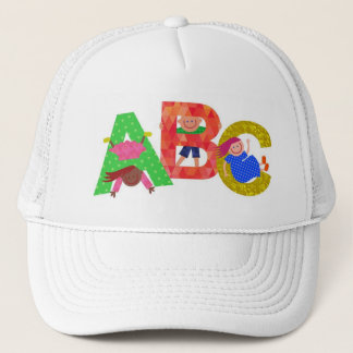 A B C hat, for sale ! Trucker Hat
