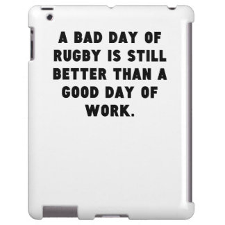 A Bad Day Of Rugby