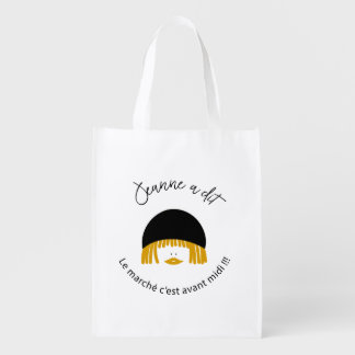 a bag intended for the races