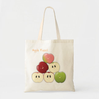 A Bag of Apple Faces!