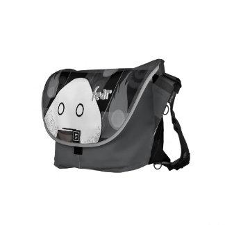 A bag of Nightmares Courier Bag