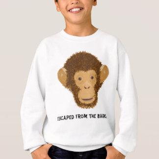 A Barrel Full of Monkeys Sweatshirt