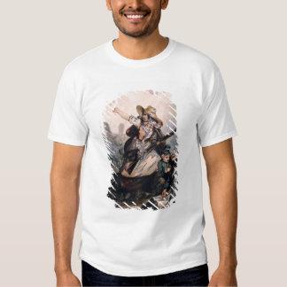 A Barricade in 1830, 1834 T-shirt