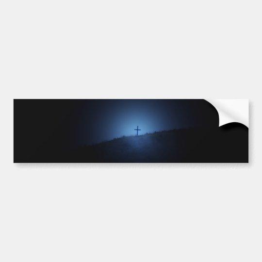 A beacon of light bumper sticker