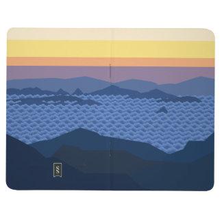 A beatyfull sunrise Pocket Journal