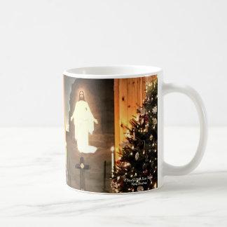 A Beautiful Bear River Church Christmas Coffee Mug