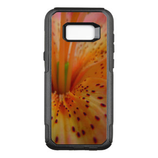 A Beautiful Lily in Pink OtterBox Commuter Samsung Galaxy S8+ Case