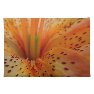 A Beautiful Lily in Pink Placemat