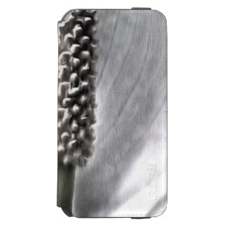 A beautiful Peace Lily Incipio Watson™ iPhone 6 Wallet Case