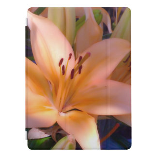 A - Beautiful Shaded Orange Lily iPad Pro Cover