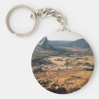 A Beautiful Valley Keychain