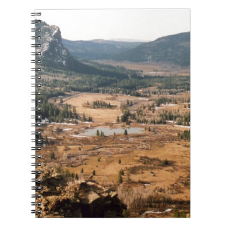 A Beautiful Valley Notebooks