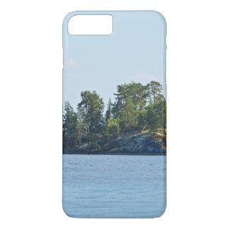 A Beautiful View Of Finland'S Saimaa Lake iPhone 7 Plus Case