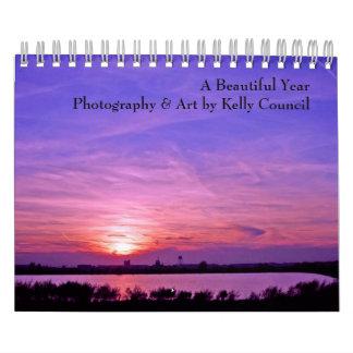 A Beautiful Year Calendars