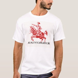 """A Beauty to Fight For T-Shirt """"Knight"""""""