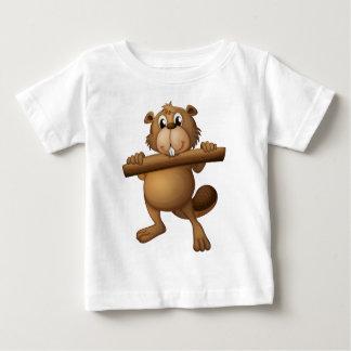 A beaver baby T-Shirt