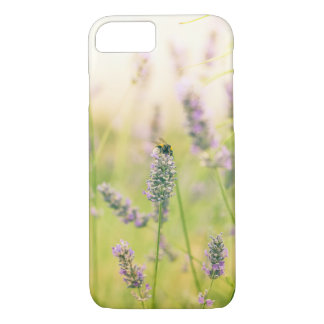 A bee on the lavender Case-Mate iPhone case