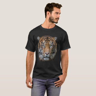 A Bengal Tiger cat wildlife shirt