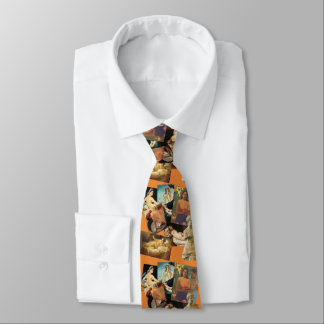 A Bevey of Beauties Tie
