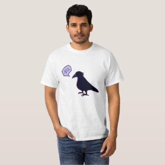 A Bird says No. T-Shirt