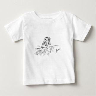 A Bird, The Original Tweet Baby T-Shirt