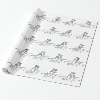 A Bird, The Original Tweet Wrapping Paper