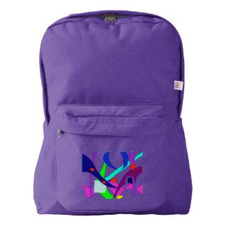 A Birdcage Backpack