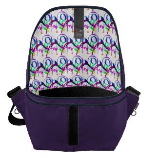A Birdcage Messenger Bag